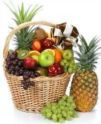 Heerlijk fruit salade